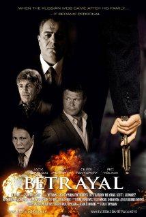 Betrayal (2014) cover