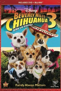 Beverly Hills Chihuahua 3: Viva La Fiesta! (2012) cover