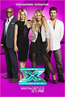 The X Factor (2011) cover