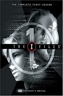 The X Files (1993) cover
