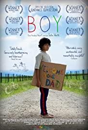 Boy (2010) cover