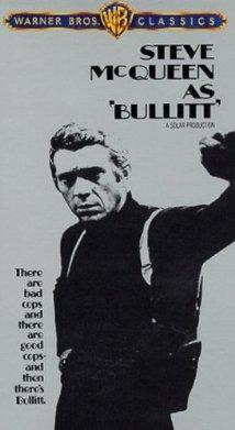 Bullitt 1968 poster
