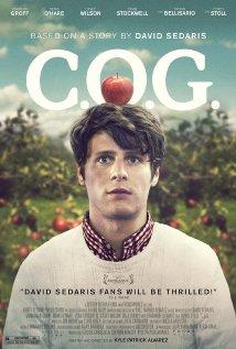 C.O.G. 2013 poster