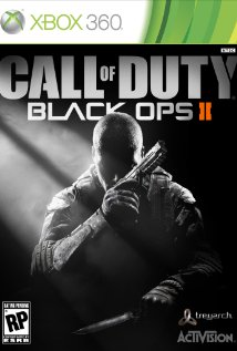 Call of Duty: Black Ops II 2012 poster