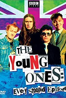 The Young Ones (1982) cover