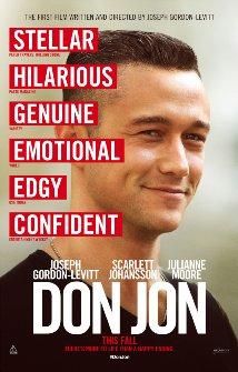 Don Jon (2013) cover