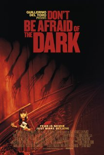 Don't Be Afraid of the Dark (2010) cover