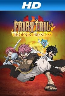 Fairy Tail 2012 poster