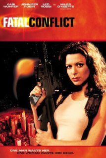 Fatal Conflict (2000) cover