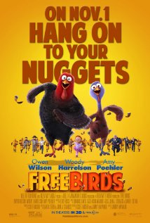 Free Birds 2013 poster