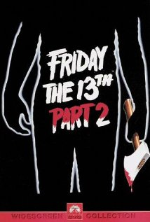 Friday the 13th Part 2 (1981) cover