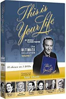 This Is Your Life (1952) cover