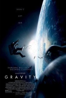 Gravity (2013) cover