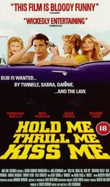 Hold Me, Thrill Me, Kiss Me (1992) cover