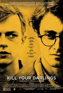 Kill Your Darlings (2013) cover