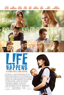 L!fe Happens 2011 poster