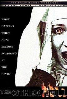 L'altro inferno 1981 poster