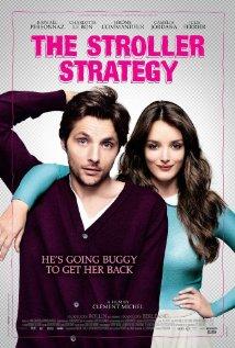 La stratégie de la poussette (2012) cover