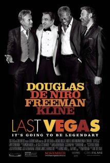 Last Vegas (2013) cover