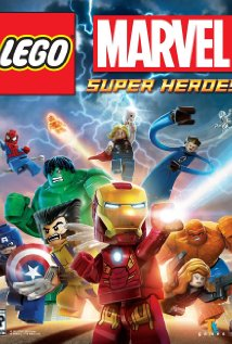 Lego Marvel Super Heroes (2013) cover