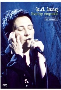 Live by Request: K.D. Lang 2000 poster