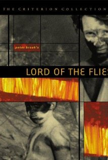 Lord of the Flies (1963) cover