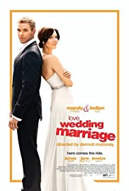 Love, Wedding, Marriage (2011) cover