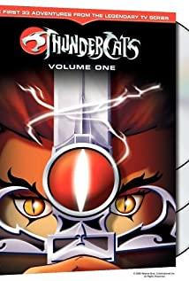 Thundercats (1985) cover