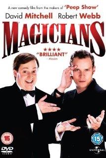 Magicians (2007) cover