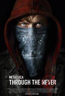 Metallica Through the Never (2013) cover