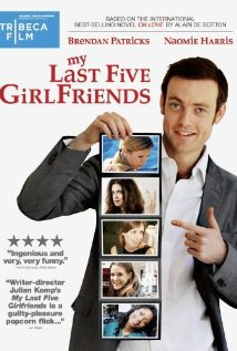 My Last Five Girlfriends (2009) cover