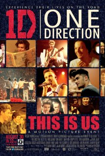 One Direction: This Is Us (2013) cover