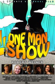 One Man Show 2013 poster
