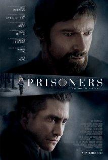 Prisoners (2013) cover