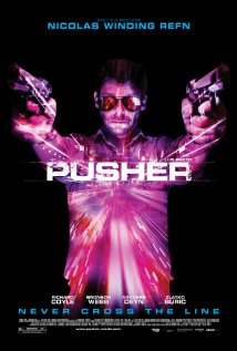 Pusher (2012) cover