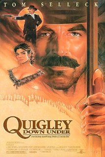 Quigley Down Under 1990 poster