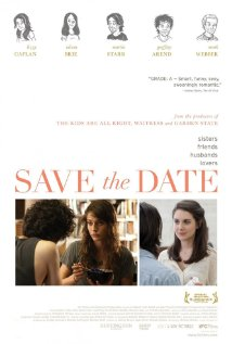 Save the Date (2012) cover