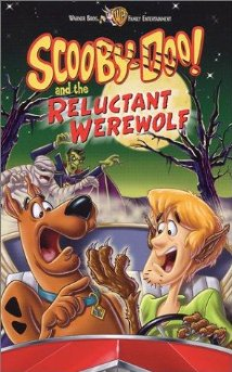 Scooby-Doo and the Reluctant Werewolf (1988) cover