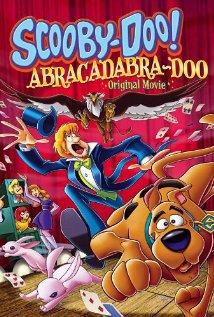 Scooby-Doo! Abracadabra-Doo (2010) cover