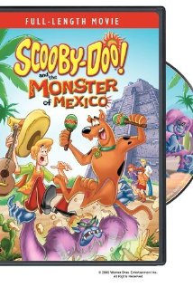 Scooby-Doo! and the Monster of Mexico (2003) cover