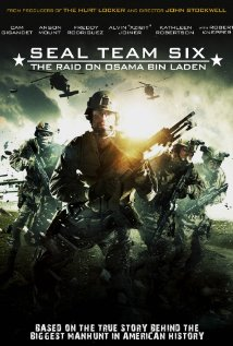 Seal Team Six: The Raid on Osama Bin Laden (2012) cover
