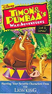 Timon & Pumbaa (1995) cover