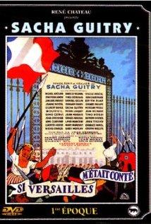 Si Versailles m'était conté (1954) cover