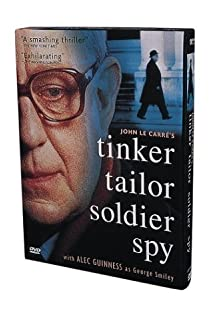 Tinker Tailor Soldier Spy (1979) cover