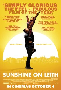 Sunshine on Leith (2013) cover