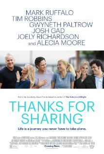 Thanks for Sharing (2012) cover