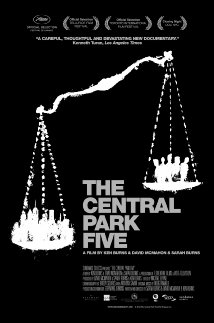 The Central Park Five (2012) cover