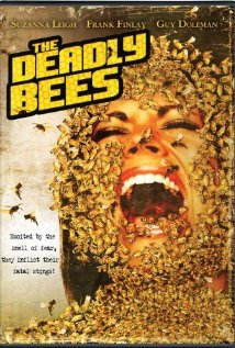 The Deadly Bees 1966 poster