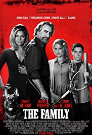 The Family (2013) cover
