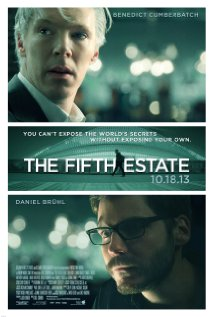 The Fifth Estate (2013) cover